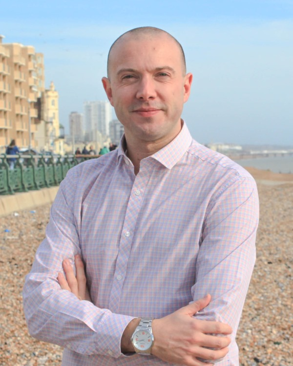 Graham Allcott